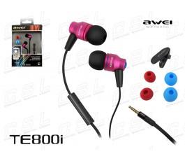 awei TE800I Pink
